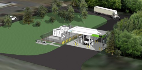 American Natural Gas Ang Announces Georgetown Kentucky