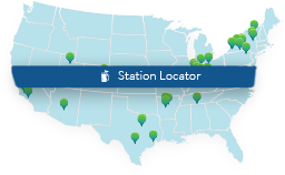 Cng Stations Utah Map.American Natural Gas