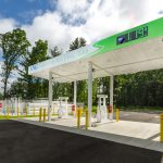 Saratoga Springs First CNG Station ANG