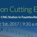 Fayetteville, TN CNG Station Ribbon Cutting Announced
